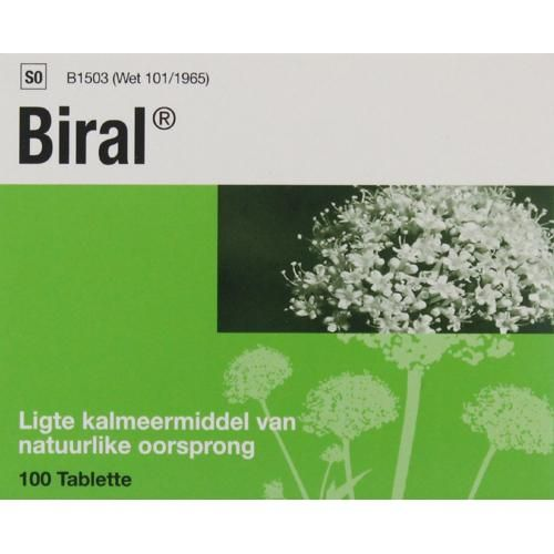 Biral 100 Tablets