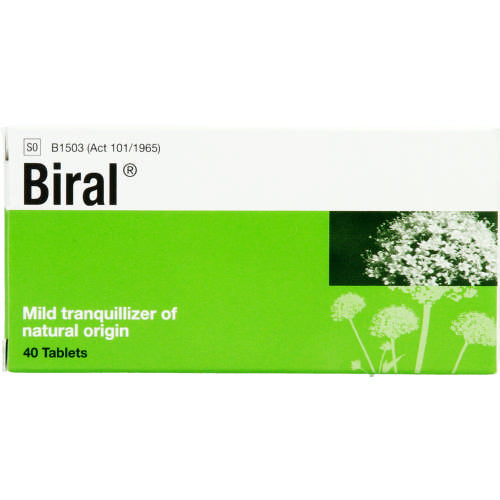 Biral 40 Tablets