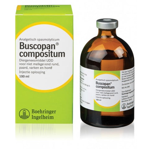 Buscopan 0.1% Syrup 100ml