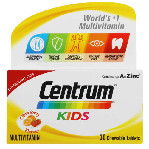 Centrum Kids 30 Chews