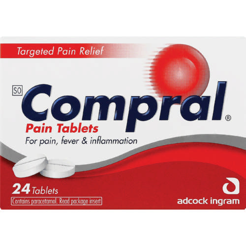Compral Headache Tablets 24's