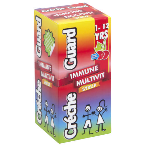 Creche Guard Immune Syrup 100ml