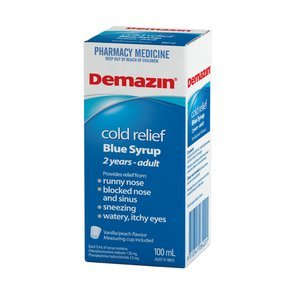 Demazin Syrup 100ml