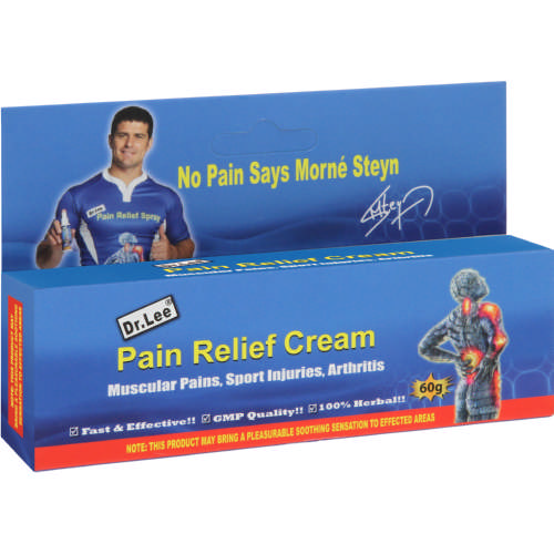 Dr Lee Pain Relief Cream 60g
