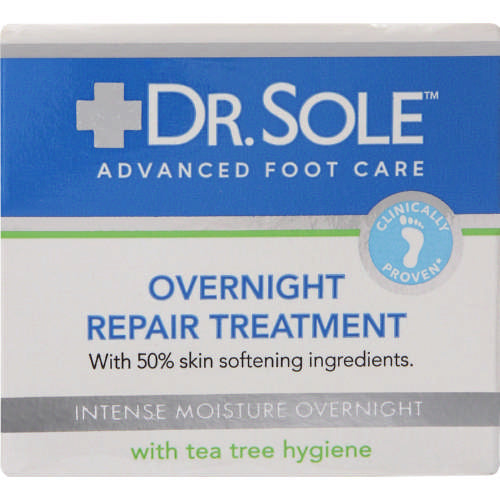 Dr Sole Overnight Foot Treatment