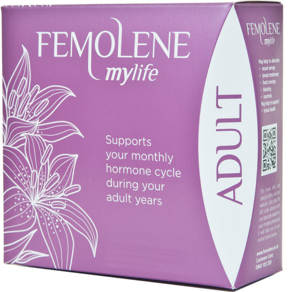 Femolene My Life Adult Tablets 28's