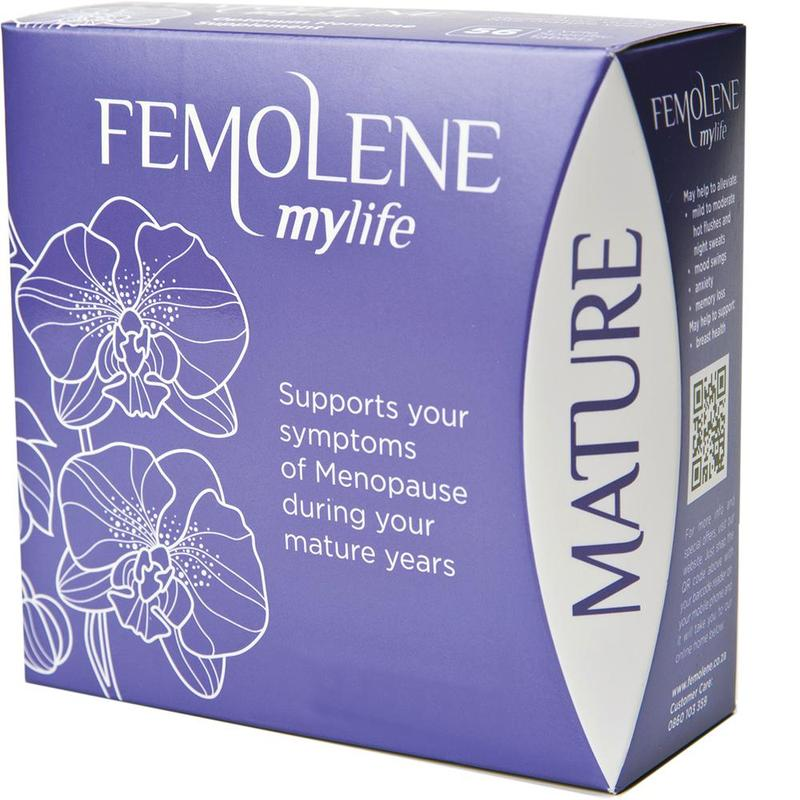 Femolene My Life Senior Tablets 28's