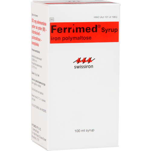 Ferrimed Syrup 100ml