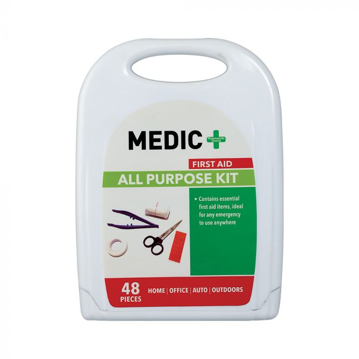 Medic First Aid Kit ALl Purpose 48 Pcs