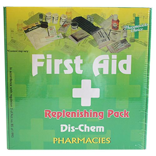 Medic First Aid Replenishing Kit