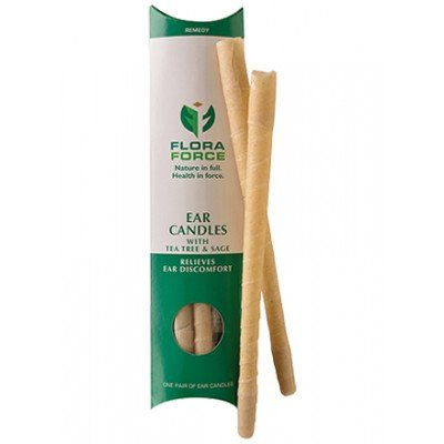 Flora Force Ear Candles