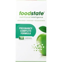 Foodstate Pregnancy Formula 60 Tabs
