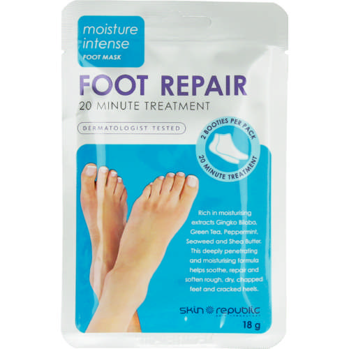 Foot Repair Moisture Intense Foot Mask 2 Booties 18g