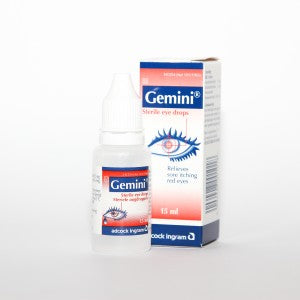 Gemini Eye Drops 15ml