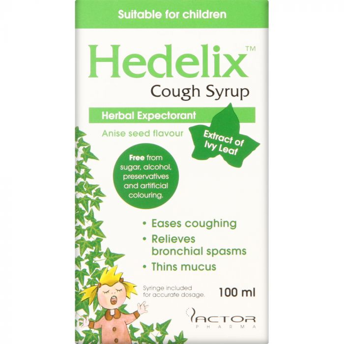 Hedelix Cough Syrup 100ml