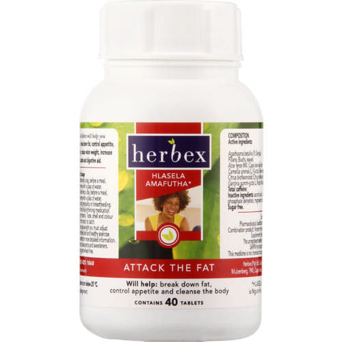 Herbex Attack The Fat 40 Tablets