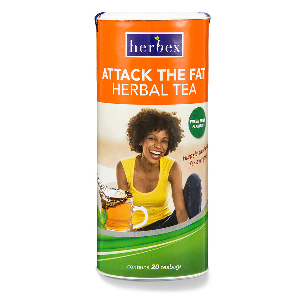 Herbex Attack The Fat Tea Fresh Mint 20's