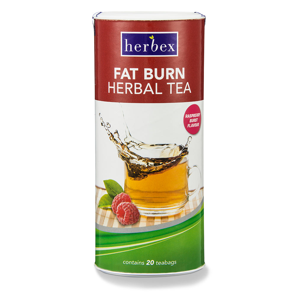Herbex Fat Burn Tea Raspberry 20's