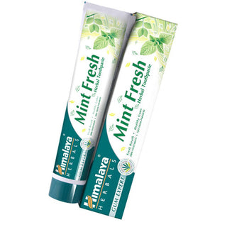 Himalaya Mint Fresh Herbal Toothpaste 75g