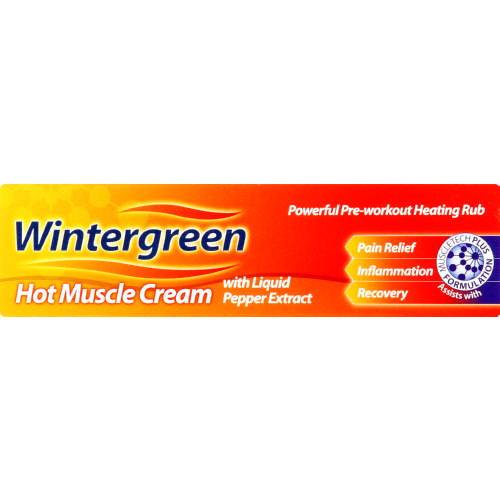 Hot Muscle Cream 75ml