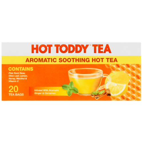Hot Toddy 20 Tea Bags