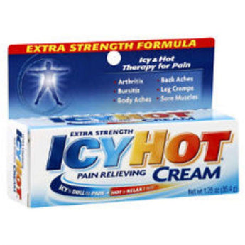 Icy Hot Cream Rub 35g