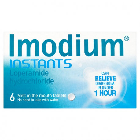 Imodium Melts Tablets 6s