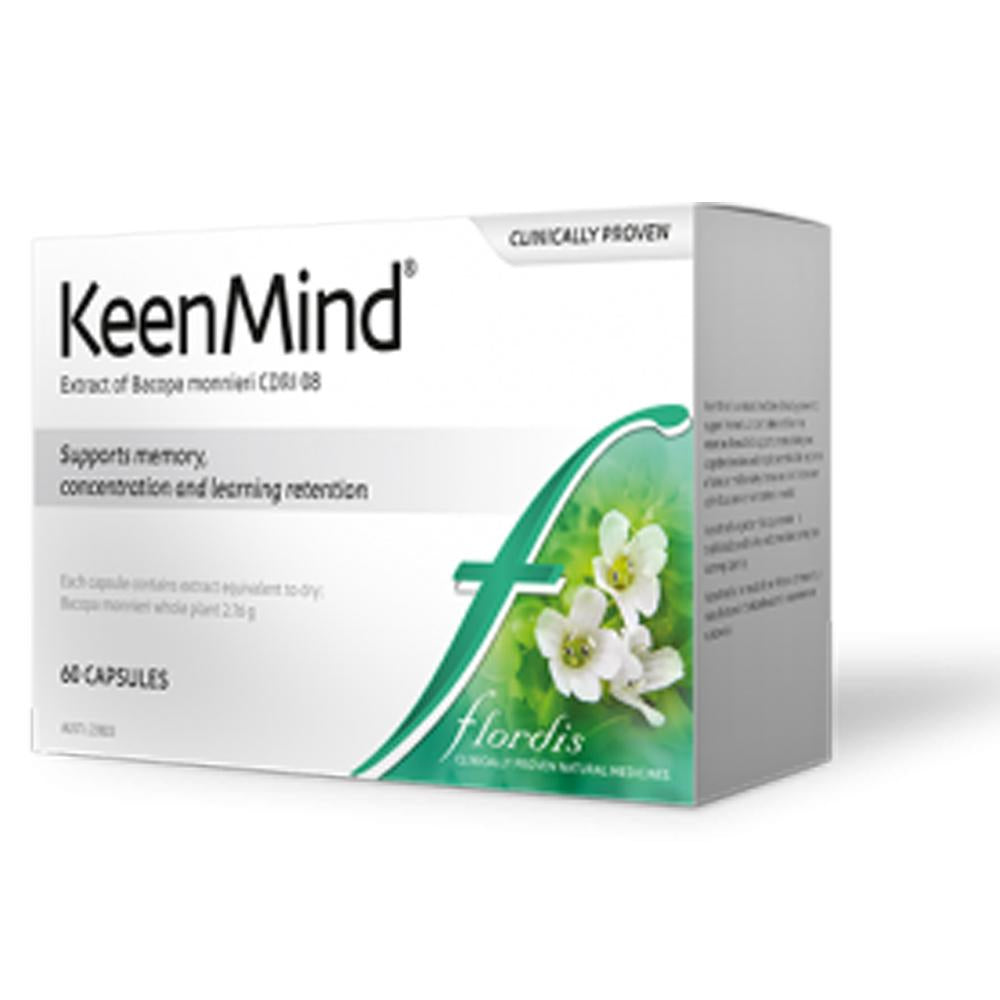 Keen Mind 60 Capsules