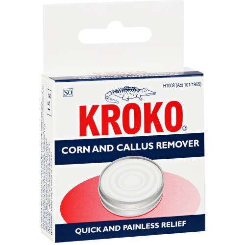 Kroko Corn And Callus Remover 15g