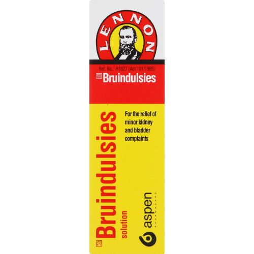 Lennons Bruindulsies 20ml