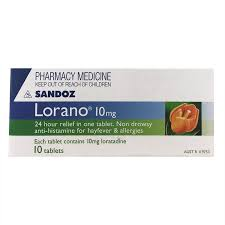 Lorano 10 Tablets 10s