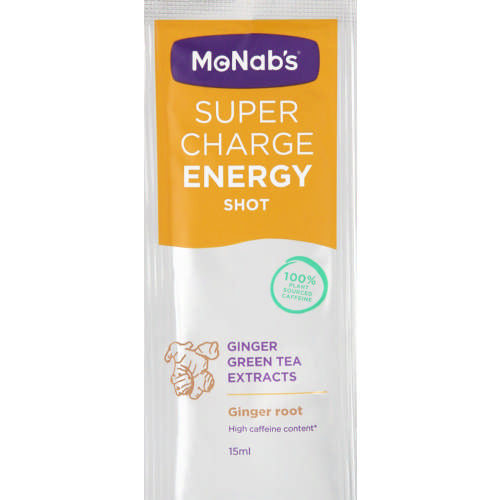 McNabs SuperCharge Instant Energy 15ml