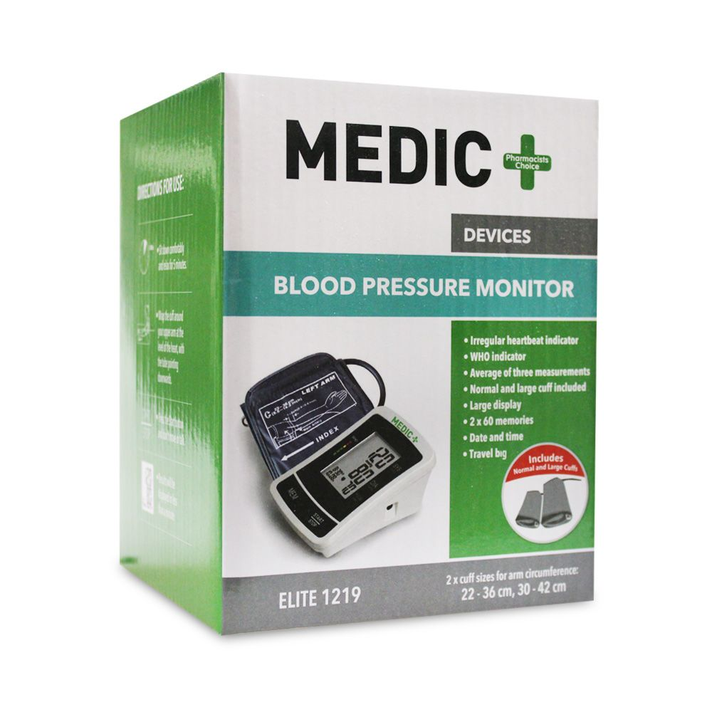 Medic Bp Monitor Elite