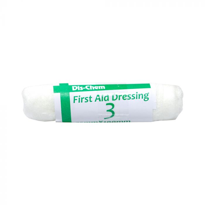 Medic First Aid Dressing No3