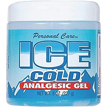 Medic Ice Cold Topical Analgesic Gel 227g
