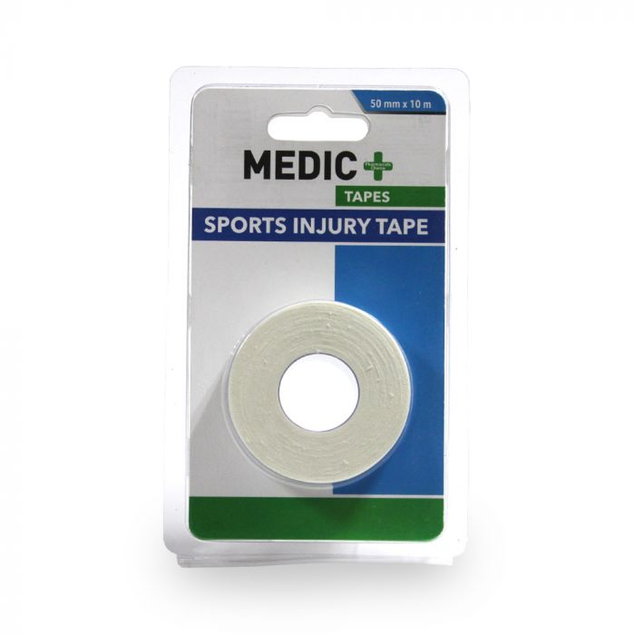 Medic Sports Injury Tape Cotton 5cm X10m