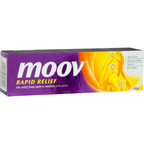 Moov Rapid Relief Ointment 100g