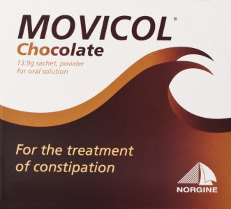Movicol Chocolate Powder Sachets 20 Sachets