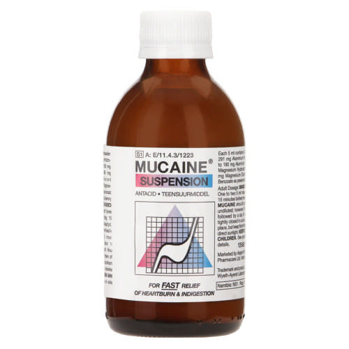 Mucaine Suspension 100ml