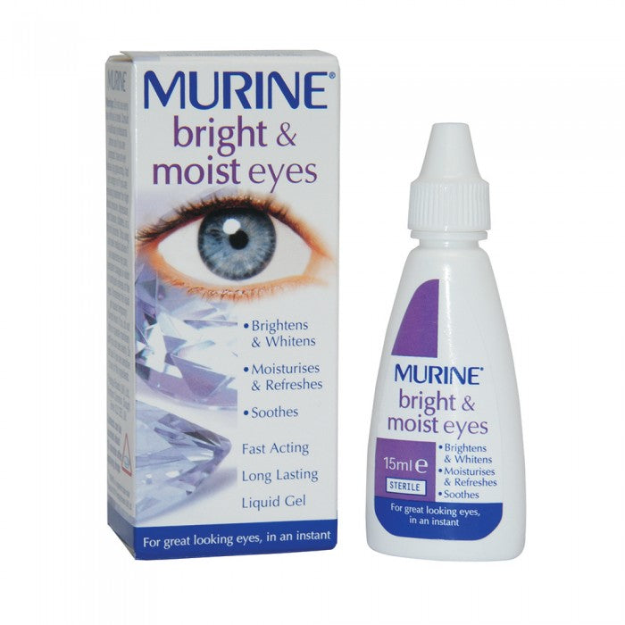 Murine Moisture Eyes Eye Drops 15ml