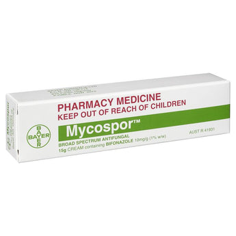 Mycospor Cream 15g