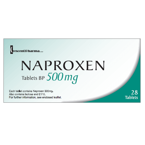 Adco-Naproxen Tablets 10s