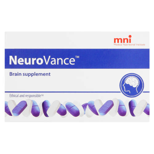 NeuroVance Brain Supplement 30 Capsules