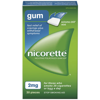 Nicorette Tablets 30s