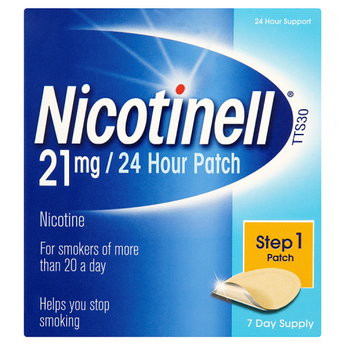 Nicotinell TTS 30 7 Patches