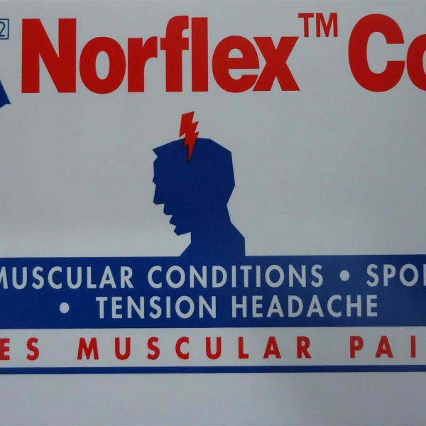 Norflex Co. Tablets 120s