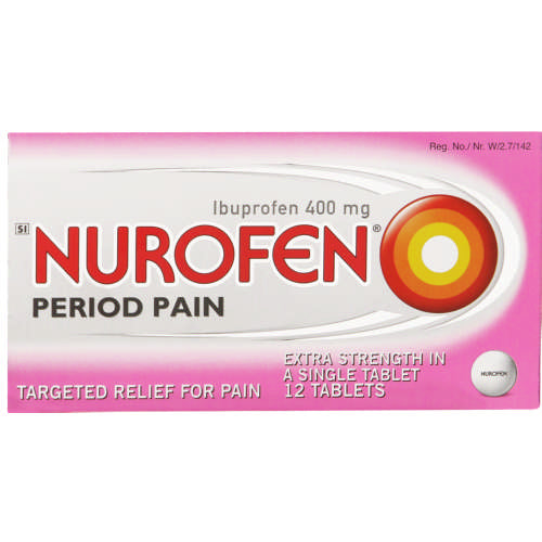Nurofen Period Pain Tablets 12s