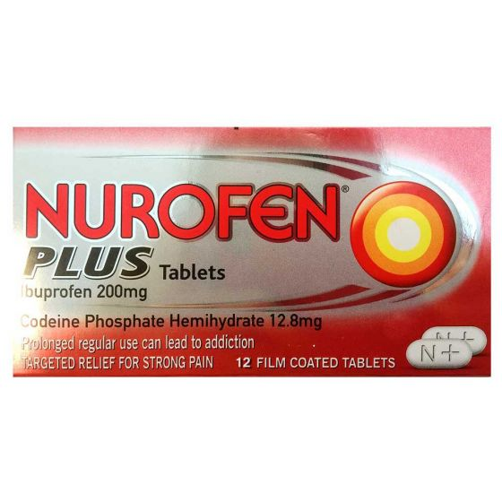Nurofen Tablets 12s