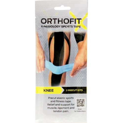 Orthofit Wrist Kinesiology Sports Tape 2 Precut Kits