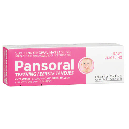 Pansoral Teething Gel 15ml